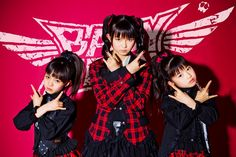 """Babymetal is coming to Rock Band 4, so let's listen to Babymetal 