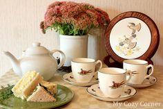My Cozy Corner: Autumn Tea Time