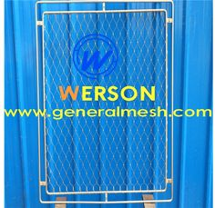 Hebei general metal netting Co.,ltd --- X-tend Cable Mesh Balustrade For Bath and Bridge, rope sleeve stainless steel SKYPE: jennis01 Email : sales@generalmesh.com