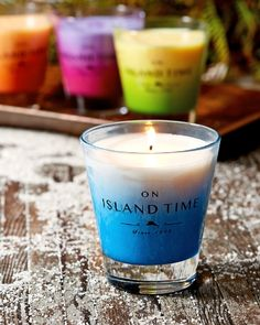Tommy Bahama - Coconut Colada Cocktail Candle