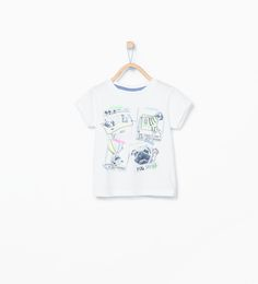 ZARA - KIDS - Photos T-shirt
