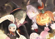 埋め込み画像への固定リンク Touken Ranbu Halloween