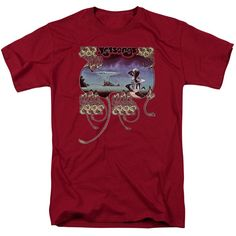 Yes Yessongs Adult Regular Fit T-Shirt