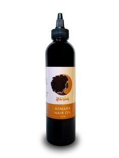 Asmara Hair Oil - 8oz