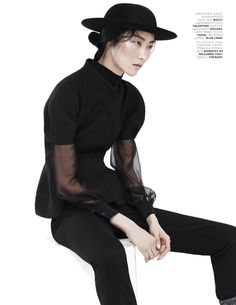 ji hye park by emma tempest for vogue russia july 2013   visual optimism; fashion editorials, shows, campaigns & more!