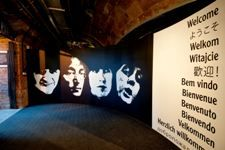 is a visitor attraction dedicated to the rock group The Beatles in England. In a government owned transit organization purchased the attraction for The Beatles Story, Young Lad, Celebrity Travel, Travel News, Design Museum, Oh The Places You'll Go, Dream Vacations, Birmingham, Britain