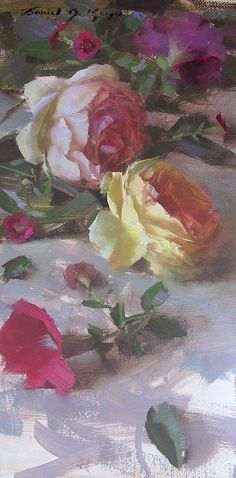 "Daniel J. Keys - ""Roses""."