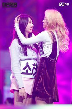 I.O.I Sejeong & Sohye