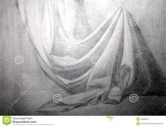 Znalezione obrazy dla zapytania draperie rysunek