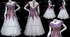 Modern dance dress model no. 1888