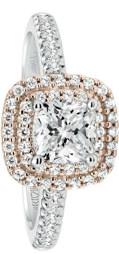 ArtCarved ♥✤ Engagement Ring