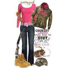 Camo Country Girl Outfit, with different shoes Cute Country Outfits, Country Wear, Country Girl Style, Country Fashion, My Style, Country Life, Country Prom, Country Chic, Country Living