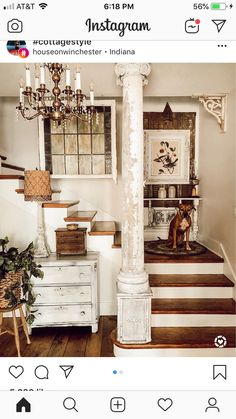 32 Wonderful Rustic Winter Decor Ideas that Still Work after Christmas - The Trending House Winchester, Style At Home, Cheap Home Decor, Diy Home Decor, French Country Decorating, French Farmhouse Decor, Vintage Farmhouse, Home Decor Accessories, Home Fashion