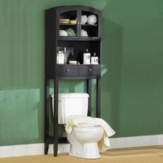top 7 life hacks for tiny bathroom storage a space place storage - Bathroom Cabinets That Fit Over The Toilet