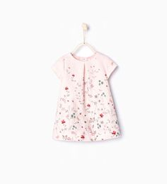 Branches jacquard dress-New this week-Baby girl-COLLECTION AW15 | ZARA United States
