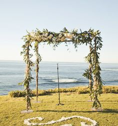 Natural Ceremony Structure