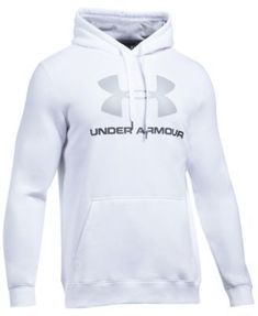d551758375 UNDER ARMOUR Under Armour Men S Rival Fleece Logo Hoodie.  underarmour   cloth   hoodies