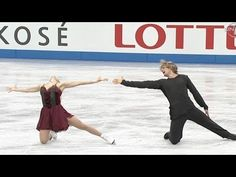 Davis and White win NHK Trophy - Universal Sports - YouTube- Notre Dame