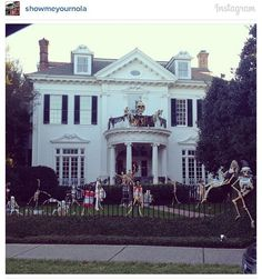 #Halloween in #NOLA is just as exciting as #MardiGras!