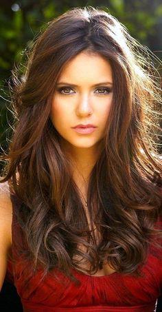 40 Popular Fall Hair Color Ideas You'll Love To Try In 2016   Fall Hair Color Ideas   Hair Color Ideas   Fenzyme.com    Elena Gilbert