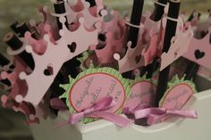 decoração em lapis princesa - Pesquisa Google