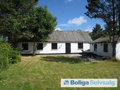 Rubjergvej 41, 9800 Hjørring - Hyggeligt feriehus i Lønstrup #hjørring #fritidshus #boligsalg #selvsalg