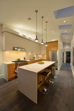 Main St. duplex, Vancouver. Natural Balance Home Builders.