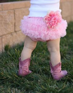 PERFECT FOR MADELYN'S FIRST RODEO