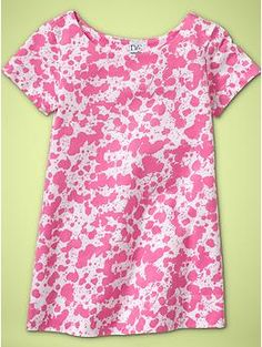 DVF ♥ babyGap T-shirt dress Regular Price $40.00