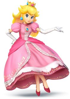 View an image titled 'Princess Peach Art' in our Super Smash Bros. for and Wii U art gallery featuring official character designs, concept art, and promo pictures. Super Smash Bros Brawl, Super Mario Bros, Super Mario Brothers, Super Smash Bros Characters, Princess Peach Cosplay, Cosplay Princesa Peach, Mario Kart, Mario Bros., Wii U