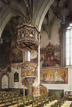 Peterskirche, Weilheim, Germany