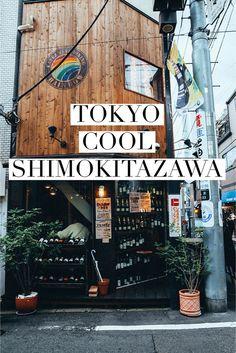 We stayed in Shimokitazawa Tokyo Tokyo Travel Guide, Tokyo Japan Travel, Japan Travel Guide, Go To Japan, Visit Japan, Asia Travel, Japan Trip, Tokyo Guide, Tokyo Trip