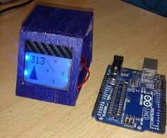 Hello!!!Today I will show you how to make your own arduino compass by using the MHC5883L 3-axis digital compass board.Before you start, make sure that...