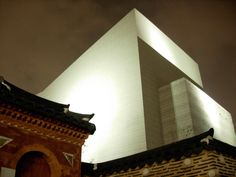 https://flic.kr/p/GjYHZ | Architecture in Korea | Ancient and contemporary architecture at the National Museum, Seoul