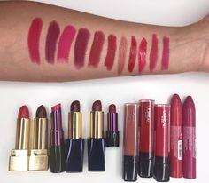 ClioMakeUp rossetti opachi top #makeup #lipstick #mattelips