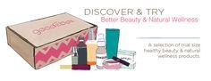 Goodebox Monthly Natural Beauty Box - Goodebox