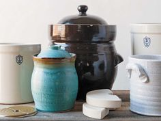 Fermenting Foods? Choose the Right Crock for Your Needs