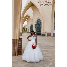 Nigerian Wedding Official Wedding Photos of Ese Walter & Benny Ark's Church Wedding in Abuja 23