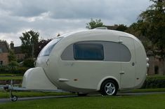 Living in a shoebox | The Barefoot Caravan is stylish luxury in a neat little package