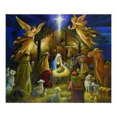 Six Hints that Baby Jesus Stories were Late Additions to Early Christian Lore Christmas Nativity, A Christmas Story, Christmas Art, Christmas Themes, Vintage Christmas, Christmas Decorations, The Nativity, Christmas Quotes, Christmas Gifts