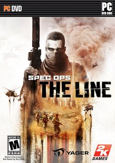 Amazon.com: Spec Ops: The Line - PC: Video Games