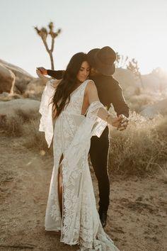 modern-bohemian-desert-elopement-joshua-tree-festival-adventurous-destination-wedding Looking Dapper, Joshua Tree National Park, Modern Bohemian, Boho, Marrying My Best Friend, Elopement Inspiration, Alternative Wedding, Couple Shoot, Photo Sessions