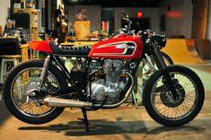 Cafe Racer Pasión — Honda CB900 Cafe Racer by Clockwork Motorcycles -...