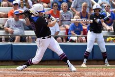 Bailey Castro: Also part of the senior class that was recognized before the game, the Florida native slugged her 14th home run of the season, staying one behind Haeger for the team lead.