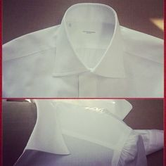 【BUONAMASSA】ナポリのハンドメイドシャツ「BUONAMASSA(ボナマッサ)」! ロイ...