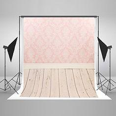 Photo Backdrop 5x7ft Pink Floral Wall Wood Floor Indoor B... https://www.amazon.com/dp/B07227XSHZ/ref=cm_sw_r_pi_dp_x_9mW9ybN3YT5T4