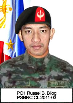 PO1 Russel Bawaan Bilog __ #Fallen44 .. Nothing but a broken heart 01-30-15