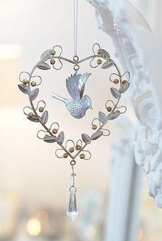 Ana Rosa. Love Bird in heart.