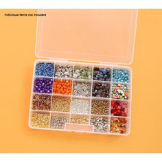 ConsumerCrafts  This item: Cost: 2.50 BEST prices I have found for storage of parts/beads EVER!  Product Deluxe Bead Box with 20 Compartments (BEADS NOT INCLUDED) Cost: 2.50 use RetailMeNot.com and save even more! Wow!