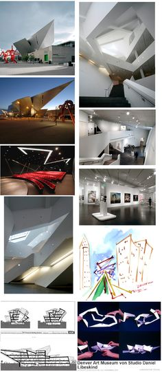 Daniel Lisbeskind. Denver Art Museum.